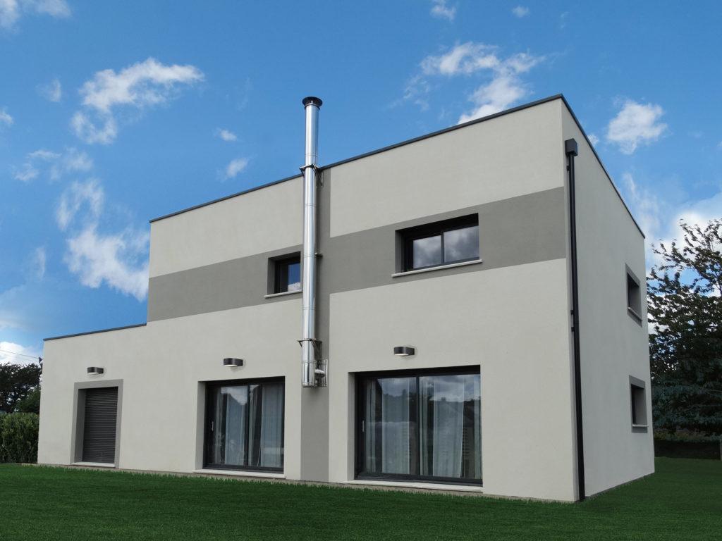 Des modèles de maison personnalisable